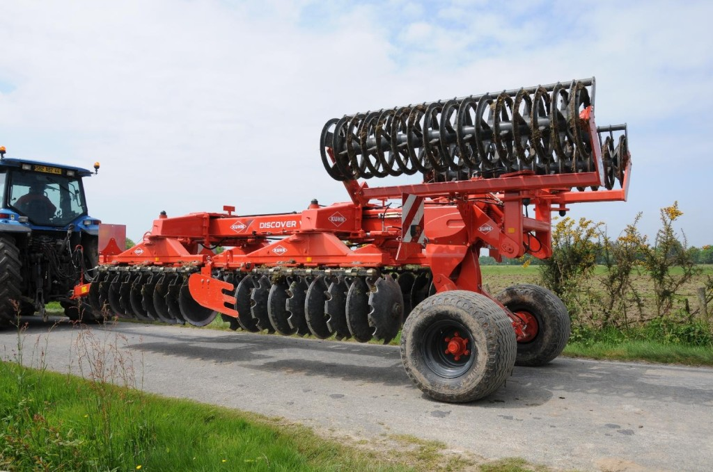 kuhn discover 3